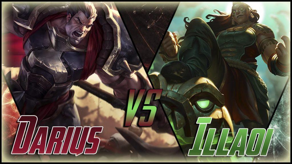 Darius vs Illaoi