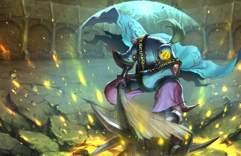 How To Counter Jax?
