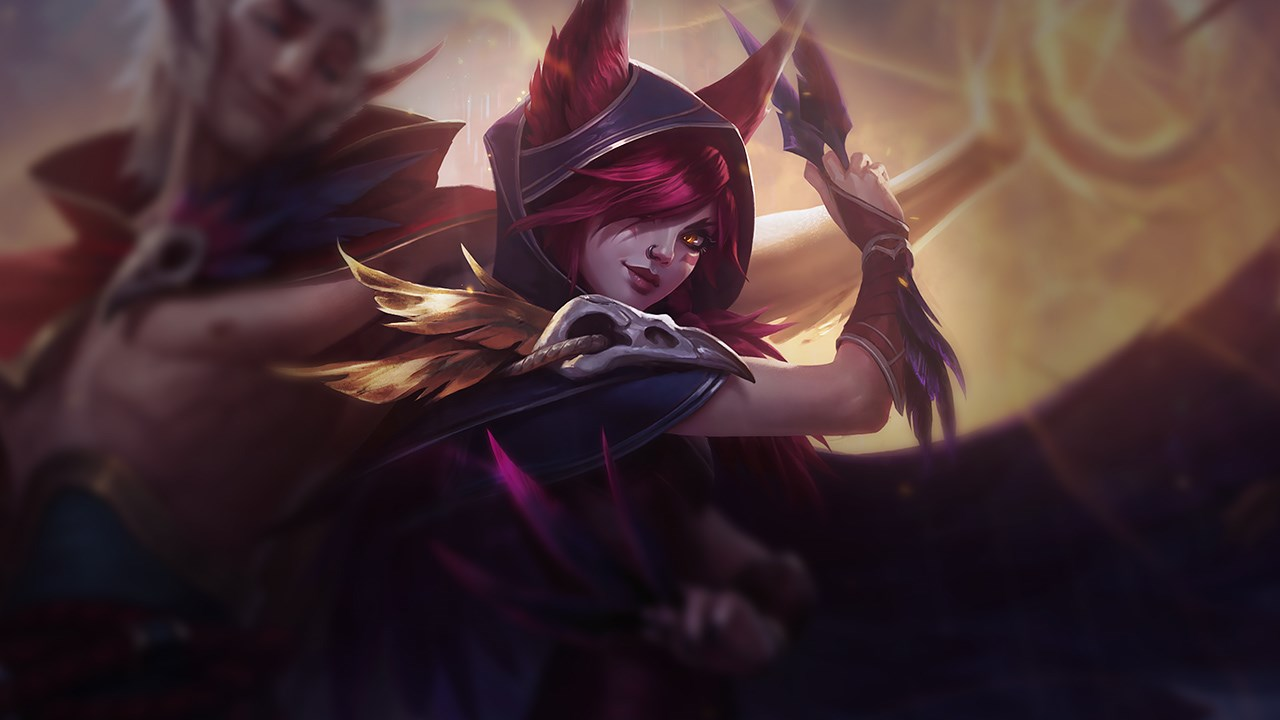 How to counter Xayah?