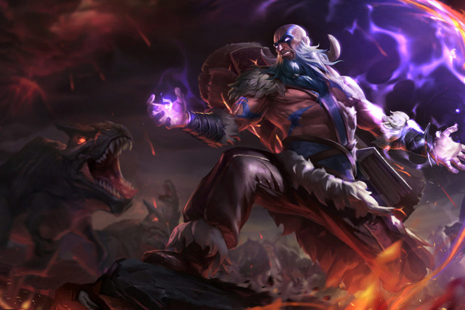 How to counter Ryze?
