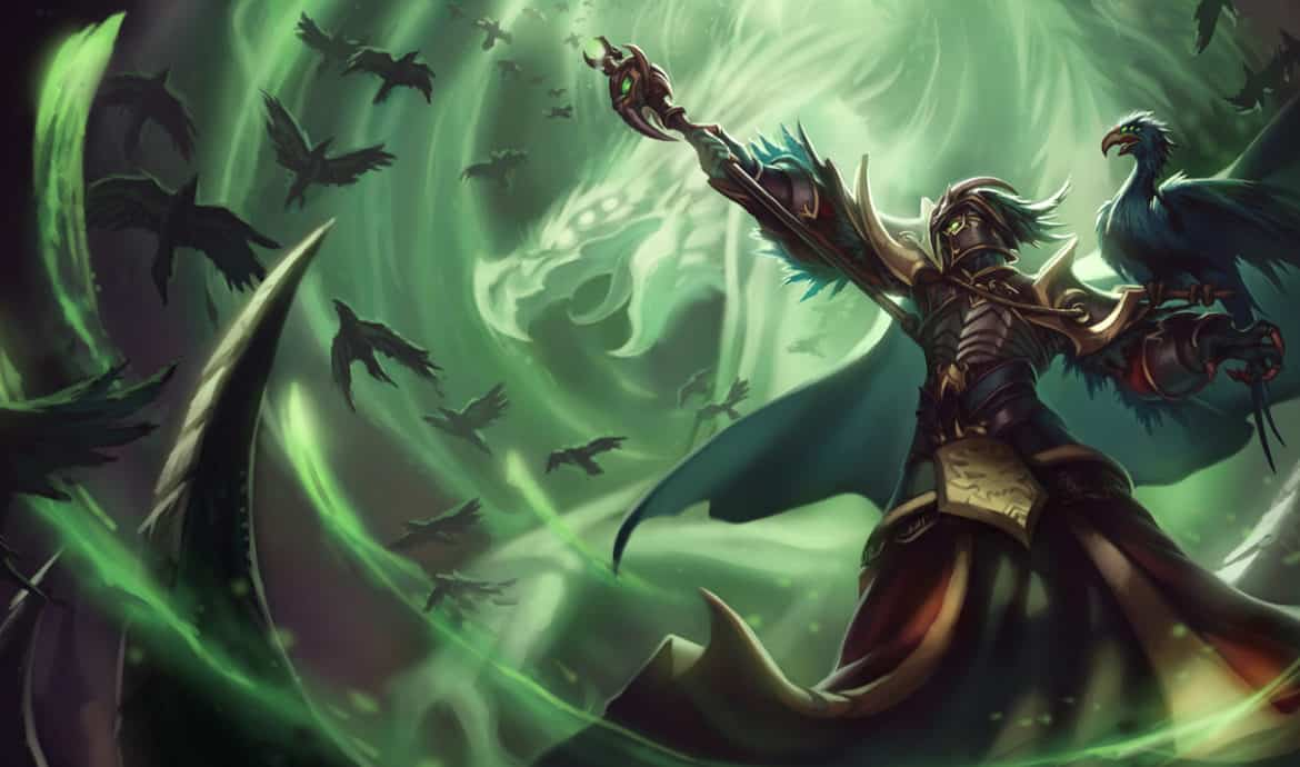 How to counter swain